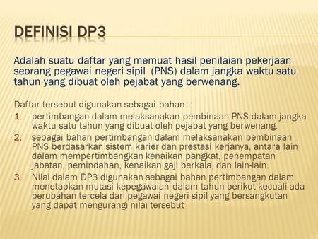 Peraturan pemerintah (pp) no. 46 tahun 2011