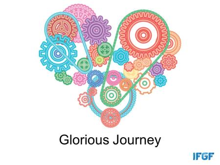 "Glorious Journey. What's Glorious Life to you? ""Glorious life buat sy bicara bagaimana Allah turut bekerja didalam segala hal (baik itu yg baik maupun."