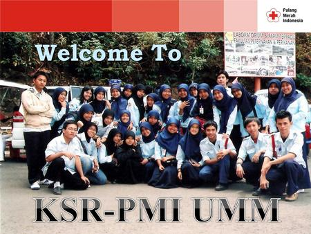 Welcome To KSR-PMI UMM.