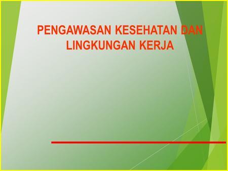 Peraturan keselamatan dan kesehatan kerja pertambangan umum