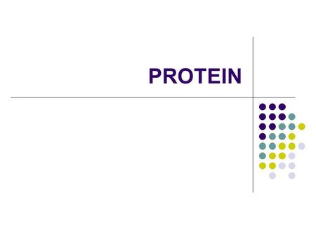 PROTEIN. Biopolimer Polisakarida: energy storage Asam-asam nukleat: data storage dan transmission of information Protein (poliamida): very diversed functions.
