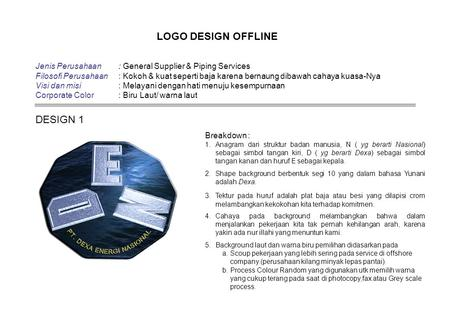LOGO DESIGN OFFLINE DESIGN 1