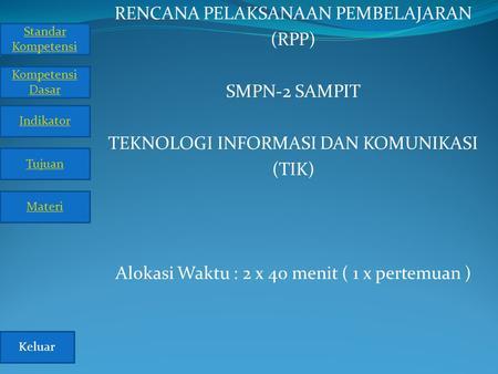 Media Pembelajaran Teknologi Informasi Amp Komunikasi Ppt Download