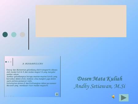 Gelombang elektromagnetik powerpoint download
