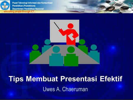 Tips Membuat Presentasi Efektif