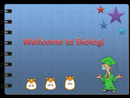 Wellcome to Biologi.