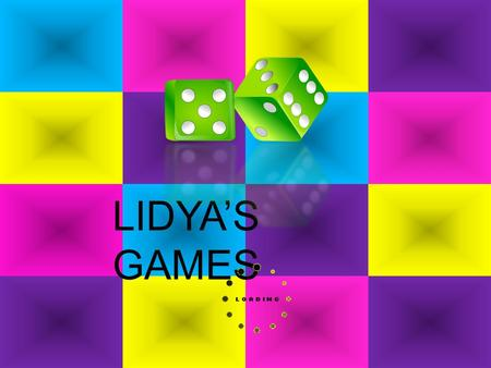 LIDYA'S GAMES FISIKA Jeopardy games PLAY NEW A m e NE g W a g m e ABOUT exit GET MOR E GAME S.