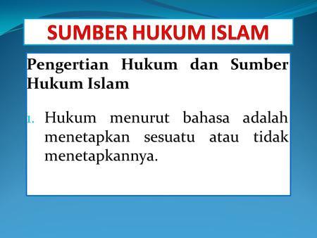 Adab menuntut ilmu dalam islam ppt