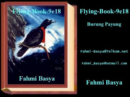 Flying-Book-9e18 Burung Payung  Fahmi Basya.