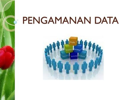 PENGAMANAN DATA.