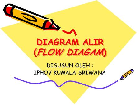 DIAGRAM ALIR (FLOW DIAGAM)