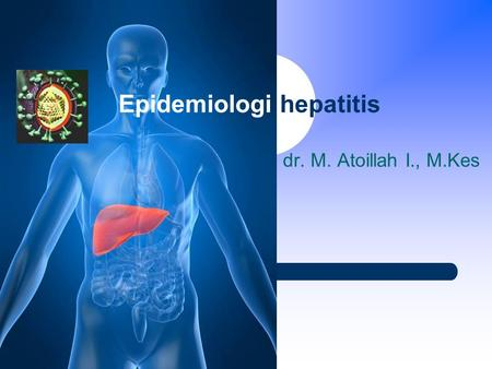 Epidemiologi hepatitis