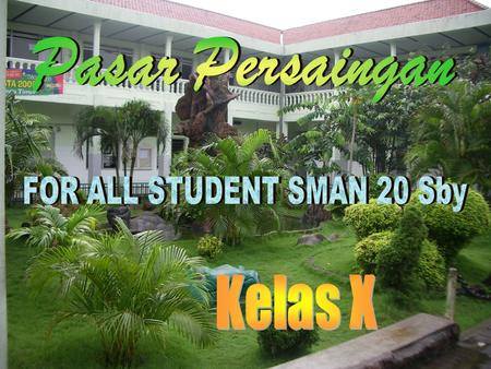 FOR ALL STUDENT SMAN 20 Sby