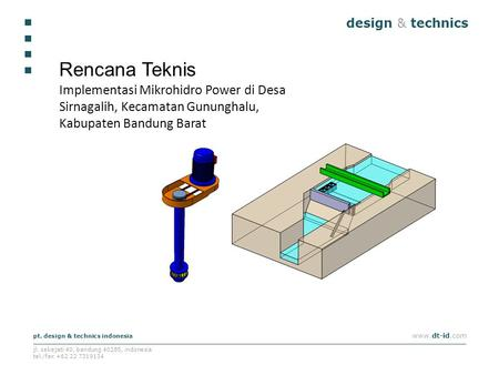 design & technics pt. design & technics indonesia