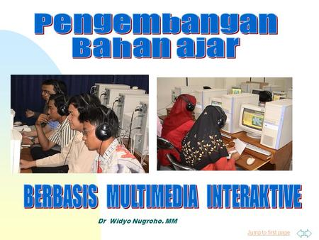 BERBASIS MULTIMEDIA INTERAKTIVE