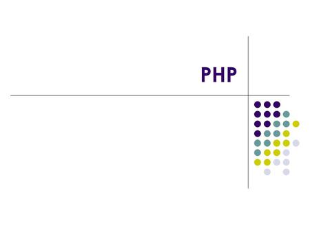 PHP.