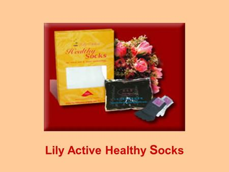 Lily Active Healthy Socks