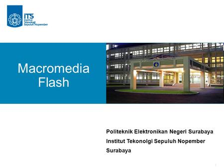 Macromedia Flash.