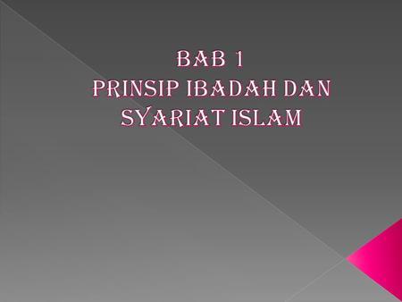 Prinsip supervisi pendidikan islam