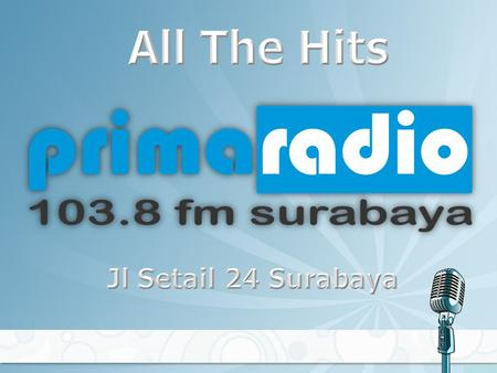 All The Hits Jl Setail 24 Surabaya.