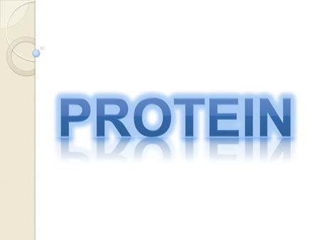 PROTEIN.