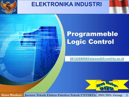 Programmeble Logic Control