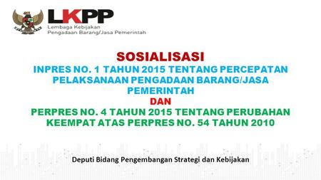 Peraturan pemerintah no 24 tahun 2012