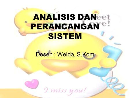 thesis audit sistem informasi 38 issn 2085-4579 audit sistem informasi menggunakan cobit 50 domain  dss pada pt erajaya swasembada, tbk wella program studi sistem informasi ,.
