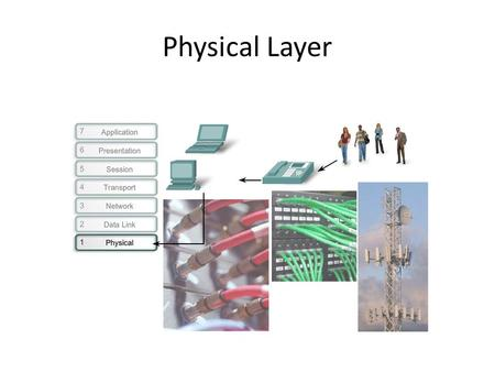Physical Layer.