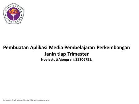 Skripsi Jurusan Teknik Elektro Fakultas Teknologi Industri Pendeteksi Arah Angin Digital For