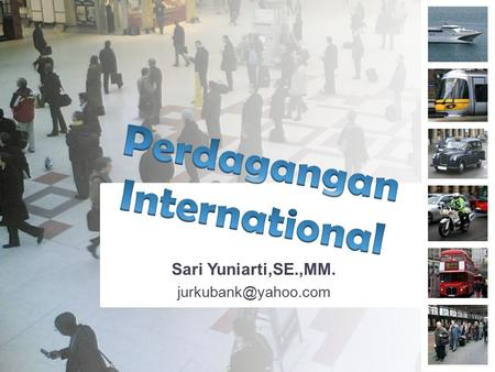 Perdagangan International