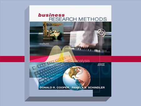 5-1. 5-2 McGraw-Hill/Irwin © 2003 The McGraw-Hill Companies, Inc.,All Rights Reserved. Part One INTRODUCTION TO BUSINESS RESEARCH.