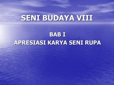 Kriya Tekstil Indonesia Ppt Download