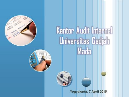 Kantor Audit Internal Universitas Gadjah Mada