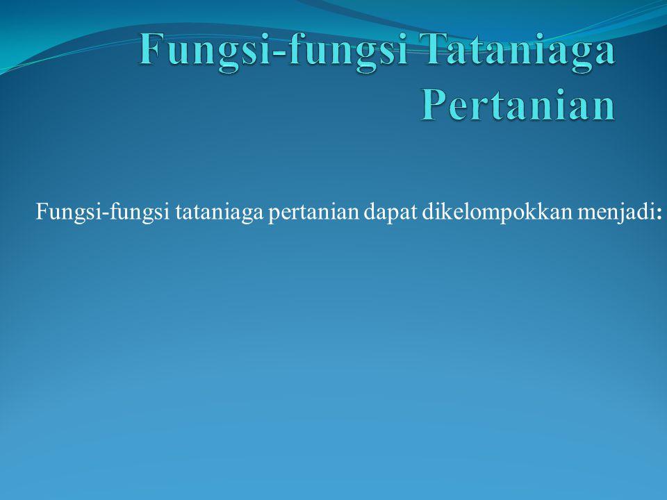 A.Fungsi pertukaran terdiri dari:  Fungsi penjualan  Fungsi pembelian B.