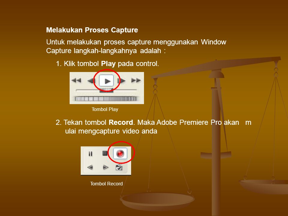 3.Untuk menghentikan proses capture, tekan tombol Stop.