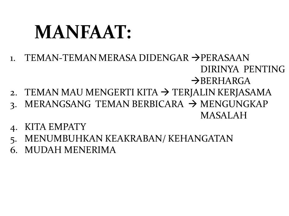 1.CENDERUNG & MUDAH MELAKUKAN KECURANGAN 2.MENGANGGAP DIRI PALING BENAR& HEBAT 3.BERSIKAP & BERTINDAK TDKRASIONAL 4.EMOSIONAL, MDH MENGGUNAKAN KEKERASAN 5.CENDERUNG BERTINDAK SEENAKNYA, MELANGGAR ATURAN & HUKUM 6.HIDUP DALAM KELOMPOK DENGAN WAWASAN SEMPIT 7.BERPENDIRIAN TDK KONSISRTEN 8.MENGALAMI KONFLIK IDENTITAS 9.BERSIKAP& BERTINDAK MUNAFIK 10.INGIN MENDAPATKAN HASIL TANPA KERJA KERAS