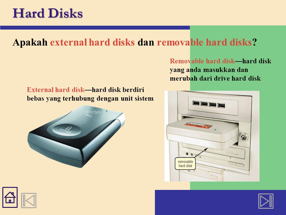 Push the same button to close the tray.CDs dan DVDs What are CDs and DVDs.