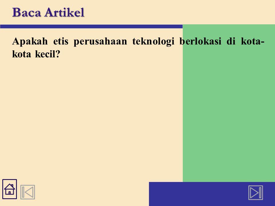 Tugas Artikel Buat artikel tentang etika mengkopi dan mendistribusi lagu, film atau gambarKetentuan: 1.
