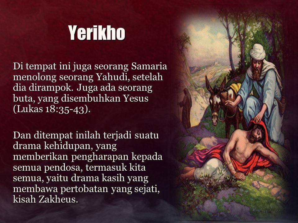 Luk 19:2 Di situ ada seorang bernama Zakheus, kepala pemungut cukai, dan ia seorang yang kaya.