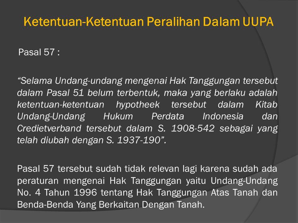 Sanksi Pidana Pasal 52 (1)Barang siapa dengan sengaja melanggar ketentuan dalam Pasal 15 dipidana dengan hukuman kurungan selama- lamanya 6 bulan dan/atau denda setinggi-tingginya Rp.