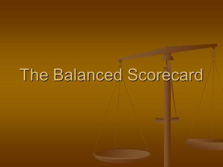 The Balanced Scorecard © 1998 Renaissance Worldwide, Inc. and Robert S. Kaplan, All rights reserved. STRATEGY HUMAN RESOURCES BUSINESS UNITSEXECUTIVE.