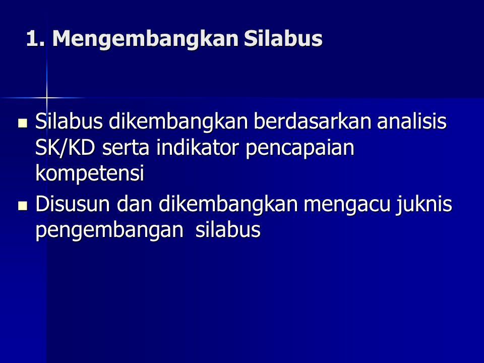 Contoh silabus Nama sekolah: SMAN HandayaniKelas/Program: XI/1 Mata Pelajaran : BiologiSemester: 2 Standar Kompetensi:: 3.