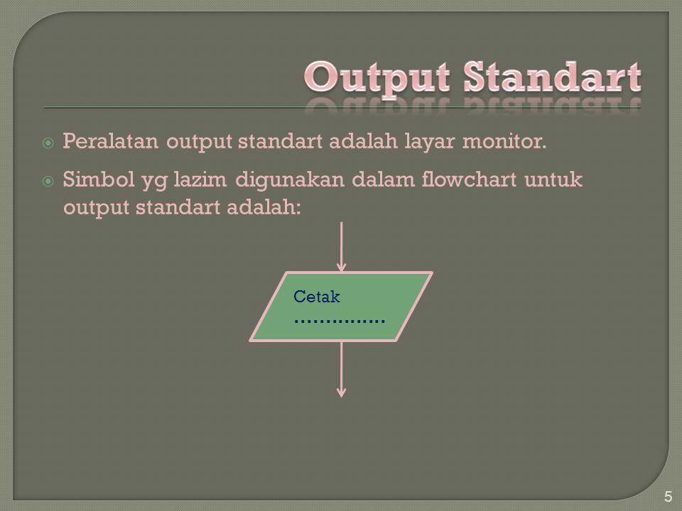  System.out merupakan suatu objek yang merupakan bagian dari bahasa pemrograman Java.