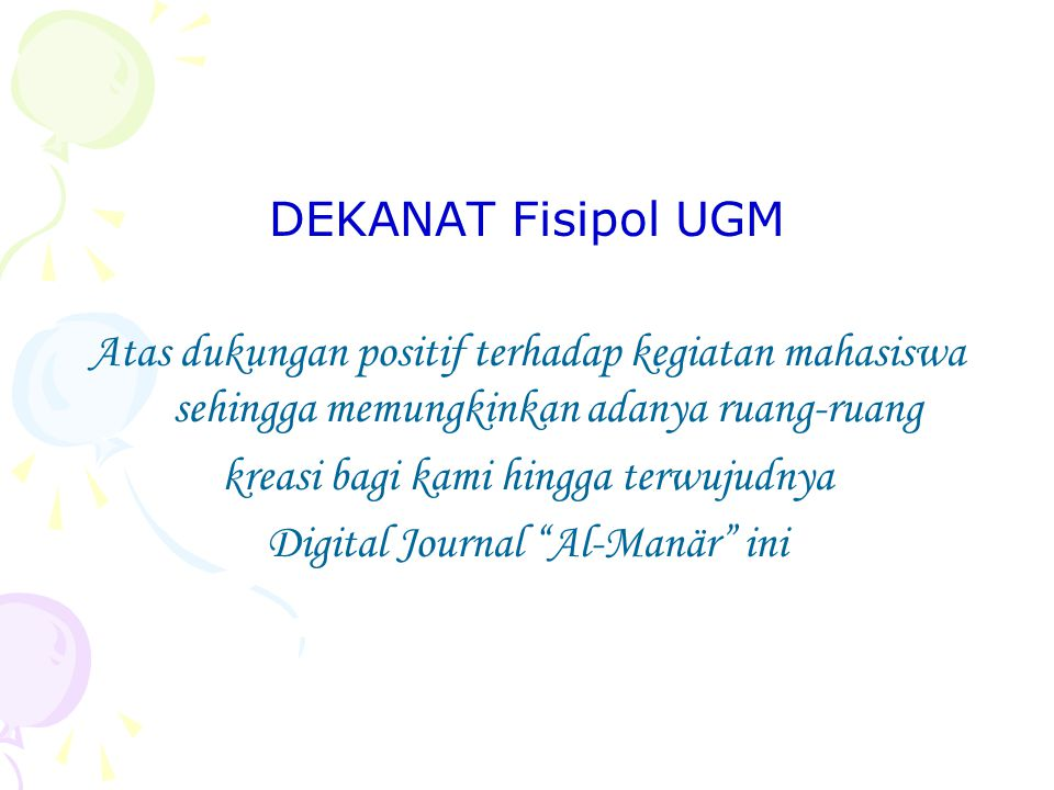 Dr.Chairil Anwar, MSc & Drs.