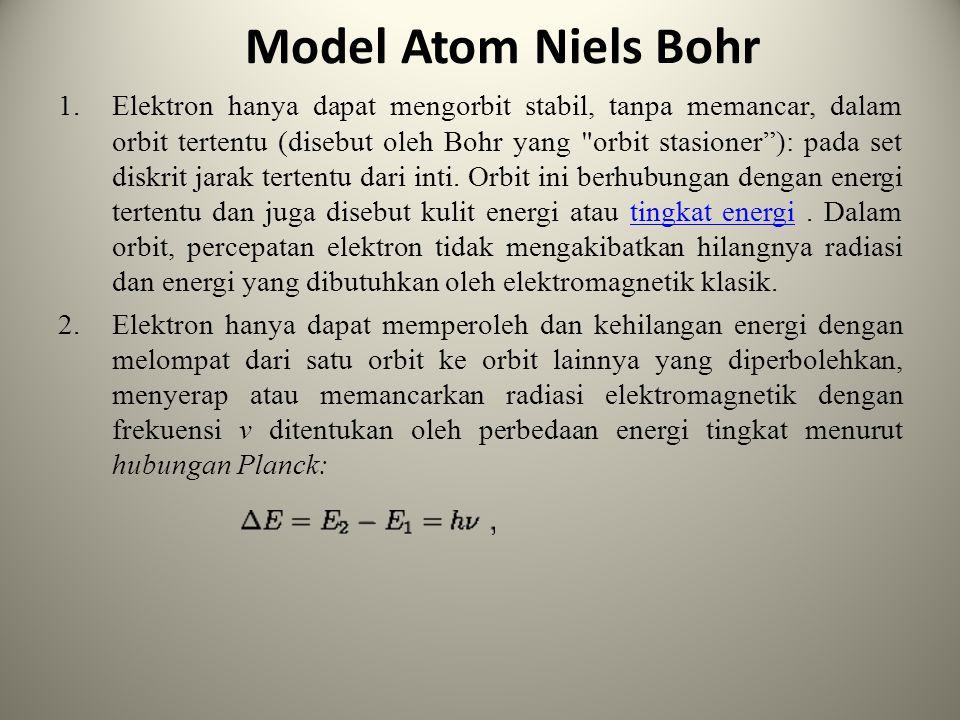 di mana h adalah konstanta Planck.