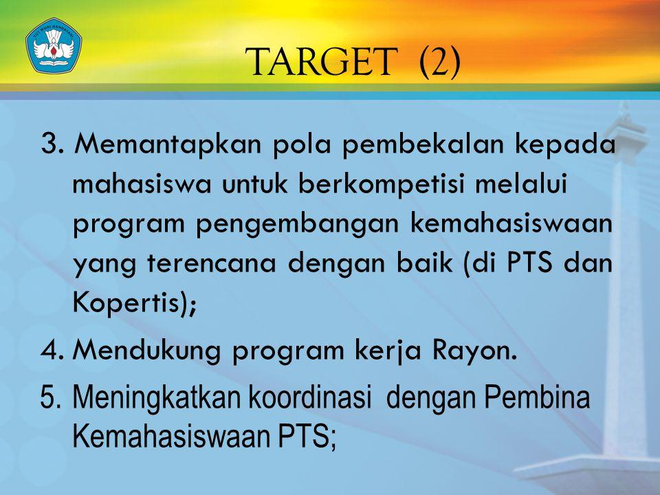 TARGET (3) 6.