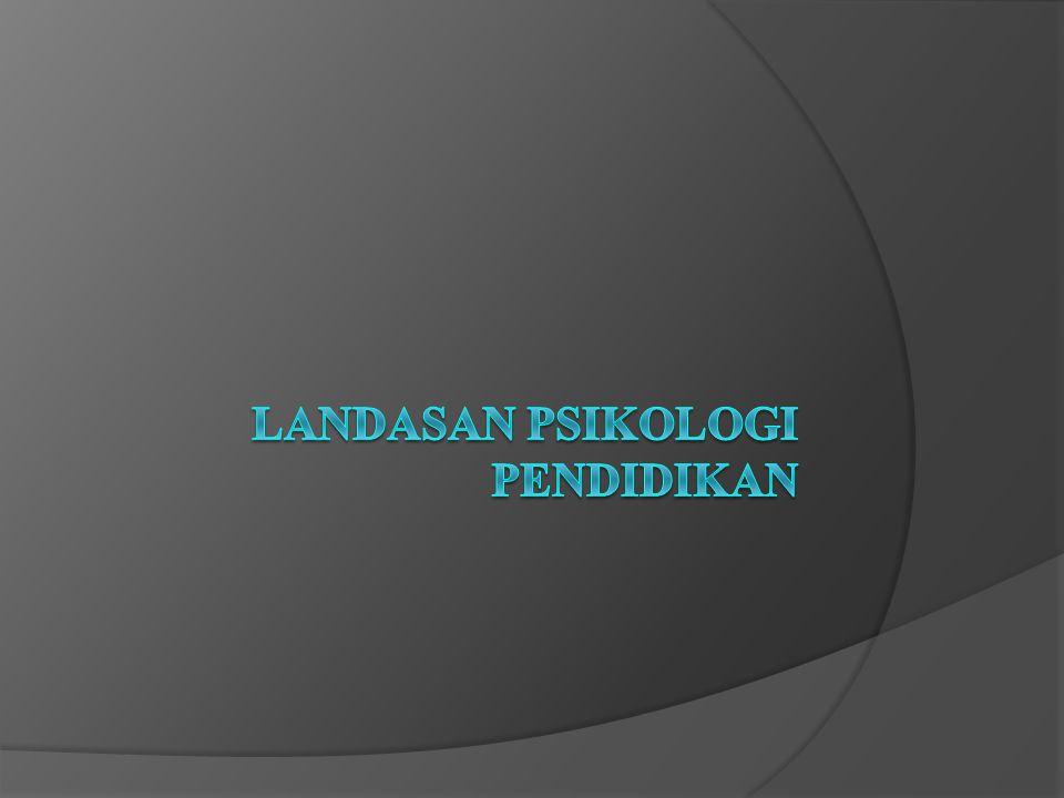 CONTENT Pengertian Psikologi Psikologi anak & Pembelajarannya Gaya Belajar Anak 1 2 3