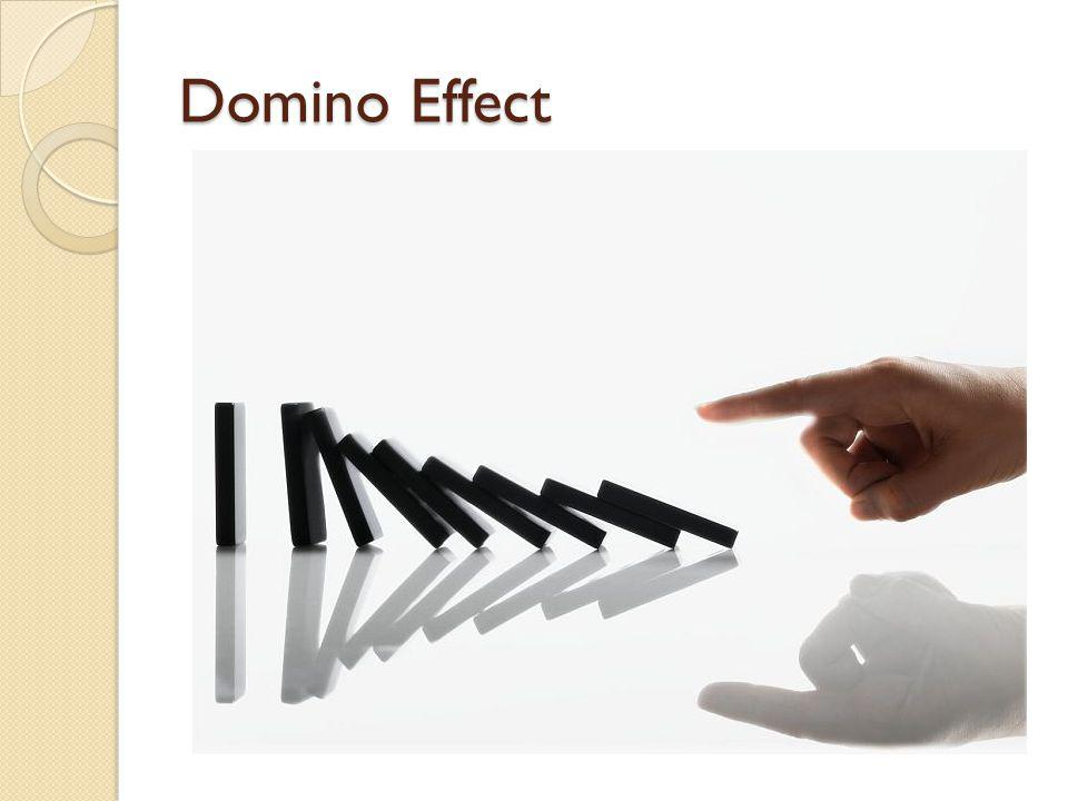If one is presented with a long row of dominoes standing on end, one can be sure that: ◦ The first domino will fall ◦ Whenever a domino falls, its next neighbor will also fall, So it is concluded that all of the dominoes will fall, and that this fact is inevitable.