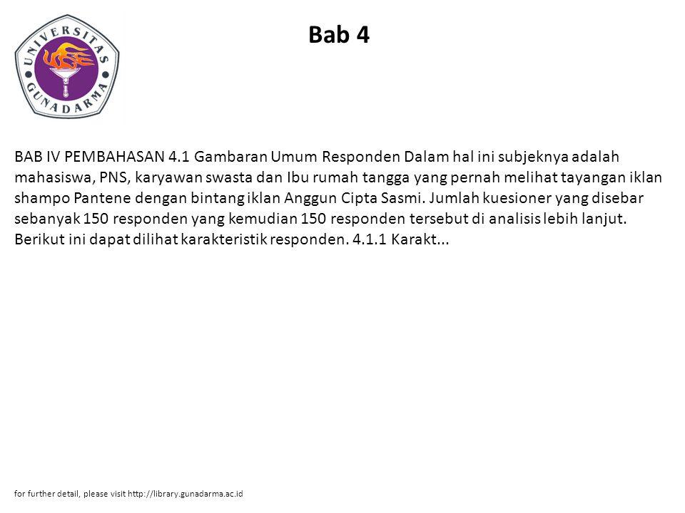 Bab 5 BAB V SIMPULAN DAN IMPIKASI 5.1 Simpulan Dari hasil penelitian ini dapat disimpulkan bahwa : 1.